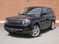 2012 12 LandRover RangeRover Sport 3.0 SD V6 HSE 5dr (Black, Diesel)