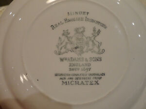 5 Vintage Plates, and a Cup from the 1940's to the 1960's Kitchener / Waterloo Kitchener Area image 5