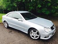 2007 Mercedes-Benz CLK 1.8 CLK200 Kompressor Sport Coupe 2dr Petrol