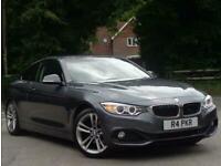 2013 BMW 420D SPORT Auto Coupe Diesel Automatic