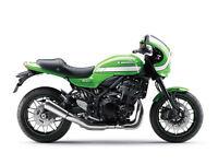 Brand New 2018 Kawasaki Z900RS Cafe Racer Modern Retro Motorcycle