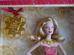 Barbie Holiday 2014 Collector Doll with Ornament NEW London Ontario image 3
