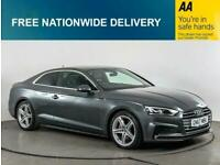 2017 Audi A5 2.0 TDI ULTRA S LINE 2d AUTO 188 BHP Coupe Diesel Automatic