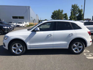 2015 Audi Q5 TDI (diesel) Like Brand New in Excellent Conditions