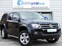 2012 12 Volkswagen Amarok 2.0 BiTDi 163 Highline 4MOTION Sel FULLY LOADED