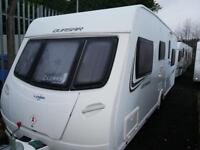 2013 Lunar Quasar 546- 6 berth caravan