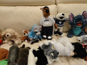 17 Pc. Plush Toy Collection -from a Supmoker Clean Non Sing Home Kitchener / Waterloo Kitchener Area image 4