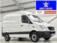 MERCEDES-BENZ SPRINTER SHORT WHEELBASE 2.1TD SWB 1 OWNER