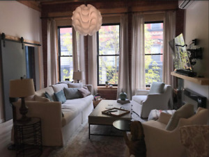 Awesome 2 bedroom on Germain in The Bustins Building!