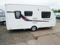 Swift Challanger 480SE 2 Berth Caravan