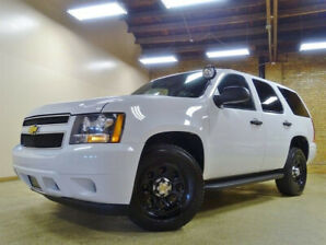2013 Chevy Tahoe Police Pursuit Vehicle 156,664KM