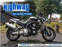2002 Yamaha BT1100 Bulldog Stunning Condition, Extras, Warranty & 12 Month MOT