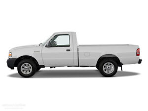 Small Pickup Truck with Driver available