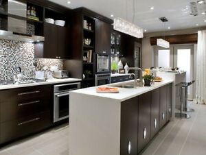 Solid Maple Cabinets 50% OFF,*Granite/Quartz Countertop From $45