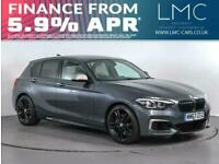 2018 BMW 1 Series 3.0 M140I SHADOW EDITION 5d AUTO 335 BHP Hatchback Petrol Auto