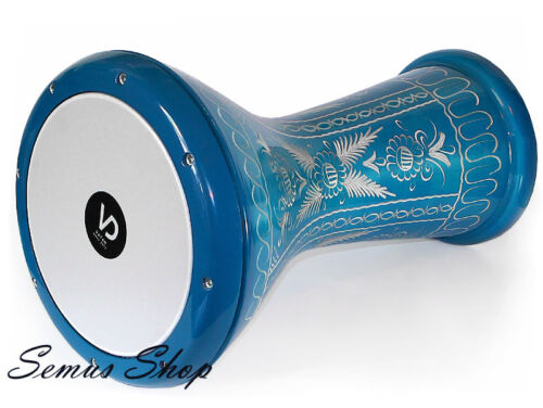 Middle Eastern Pro Solo Darbuka Darabuka Cast Aluminum Hand Engraved with