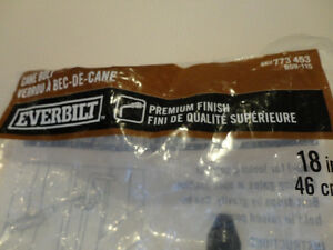 "Brand New Everbuilt 18"" Cane Bolt / Lock Bolt For Fence Gates Kitchener / Waterloo Kitchener Area image 3"