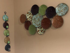 Wall Accent - Purchased at Pier1