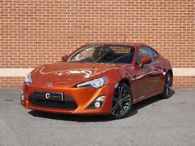 2012 12 Toyota GT86 2.0 D-4S GT86 3dr (Orange, Petrol)