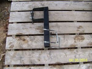 Spare Tire Carrier for Trailer
