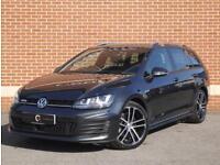 2017 17 Volkswagen Golf 2.0 TDI BlueMotion Tech GTD (s/s) (Grey, Diesel)