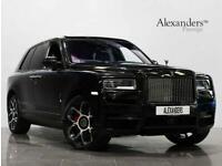 2020 Rolls-Royce Cullinan 6.75 V12 Black Badge Auto 4WD 5dr SUV Petrol Automatic