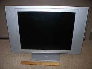 Get OTA TV with Sanyo 20 inch LCD TV+D/A converter+Antenna
