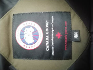 Manteau Canada Goose medium