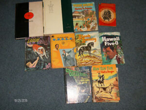SELECTiON  of  OLD  COLLECTOR  BOOKS