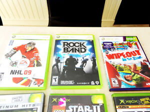 I have 11 XBox 360 Games for Sale -Excellent Condition $11.00ea Kitchener / Waterloo Kitchener Area image 2