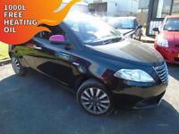 2013 Chrysler Ypsilon 1.2 S - Black - 12 months PLATINUM WARRANTY!