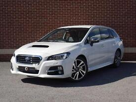 2016 66 Subaru Levorg 1.6 i GT LinearTronic 5dr (White Pearl, Petrol)