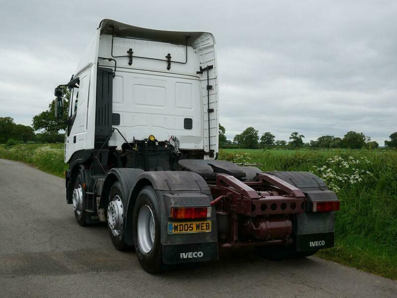 Iveco Stralis 430 6 X 2 Tractor Unit | in Nantwich, Cheshire | Gumtree