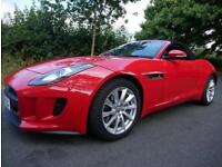 2013 Jaguar F-Type 3.0 V6 Quickshift 2dr