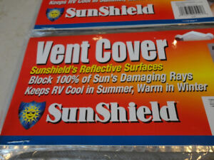 Camco RV Sunshield Vent Covers - I Have 4 Brand New ones $4/each Kitchener / Waterloo Kitchener Area image 2