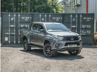 2019 Toyota Hilux Invincible DCab Pick Up 2.4 D 4D 4 door Pick Up