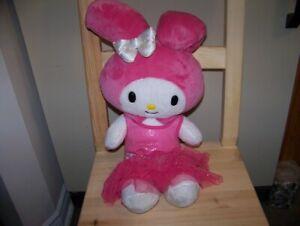 Hello Kitty Large Stuffy