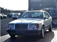 1992 Mercedes-Benz 300 CE W124 Silver Only 25000 miles LHD