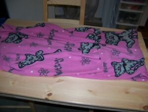 Soft Kitty Warm Kitty Snuggly Blanket