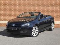 2014 14 Volkswagen Golf 2.0 TDI BlueMotion Tech SE DSG 2dr (Black, Diesel)