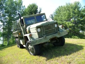 military deuce and a half