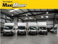 Renault Master Maxi Mover Low Loader Van / Low Floor Luton Vans