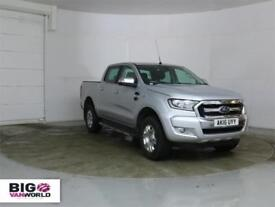 2016 FORD RANGER TDCI 200LIMITED 4X4 DOUBLE CAB PICK UP DIESEL