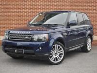 2012 12 LandRover Range Rover Sport 3.0 SD V6 HSE (Luxury Pack)