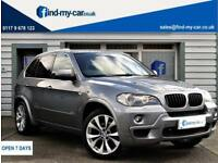 2009 09 BMW X5 3.0 30d M Sport 5dr 7 SEATER