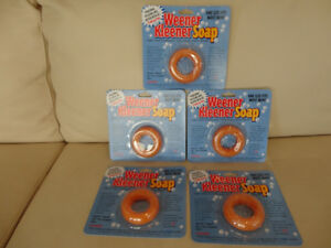 Weener Kleener Soap - 4 Brand new Packages - Awesome Gag Gift Kitchener / Waterloo Kitchener Area image 1