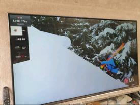 "LG 55"" 55UH750V 4k Ultra HD HDR smart tv"