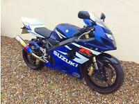 SUZUKI GSXR 600 K4 - JUST 16,000 MILES - FULL HISTORY - EXTRAS - IMMACULATE - PX