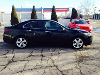 2010 Acura TSX Sedan / remote starter / tinted windows