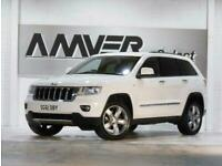 2011 Jeep Grand Cherokee 3.0 V6 CRD LIMITED 5d 237 BHP Estate Diesel Automatic